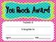 You Rock Student Awards