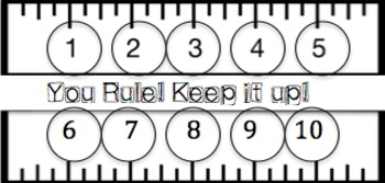 You Rule Reward Punchcards