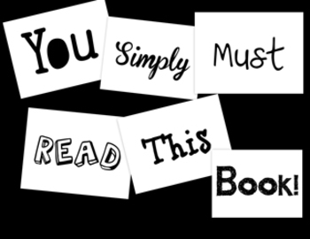 You Simply Must Read This Book! {Bulletin Board Kit}