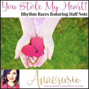 You Stole My Heart! - Half Note Rhythm Races