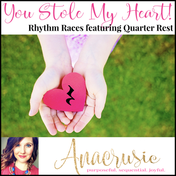 You Stole My Heart! - rest Rhythm Races