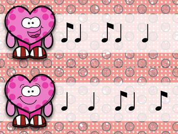 You Stole My Heart! - synCOpa Rhythm Races