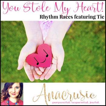 You Stole My Heart! - Tie Rhythm Races