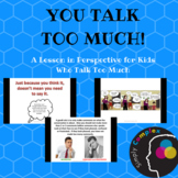 You Talk Too Much; How To Know When To Stop Talking; Conversation