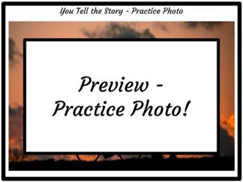You Tell the Story Set 1: A Creative Writing Station
