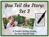 You Tell the Story Set 3:  A Creative Writing Station