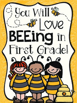 You Will Love BEEing in First Grade