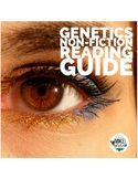 You and Your Genes:  A Genetics Non-Fiction Reading Guide for Middle School