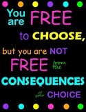 You are Free to Choose Poster