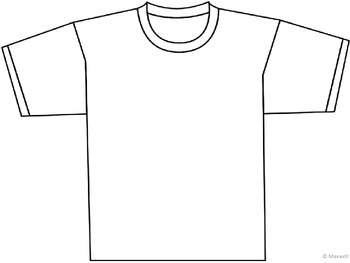 Tee-rrific T-shirt Template and Blank Template