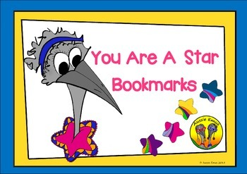 You are a Star Bookmarks