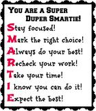 You are a Super Duper Smartie!