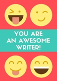 You are an awesome writer!