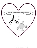 You are the antibody to my antigen