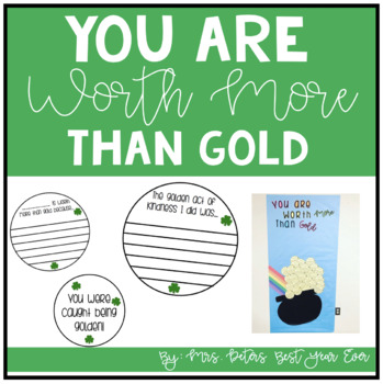 You are worth more than gold-Bulletin Board