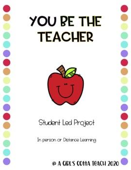You be the Teacher
