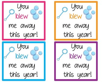 Terrible image with regard to you blew me away this year free printable