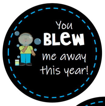 picture relating to You Blew Me Away This Year Free Printable known as Your self Blew Me Absent This Yr Worksheets Schooling Elements TpT