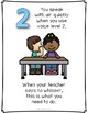 You can choose the voice to use! A social skills story about voice levels