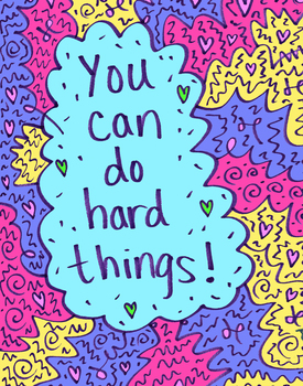 Image result for you can do hard things