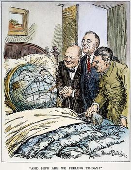 The Big Three - GCSE - Germany 1918-1945