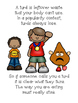 Social Stories for Autism: You look so absurd when you act like a turd!