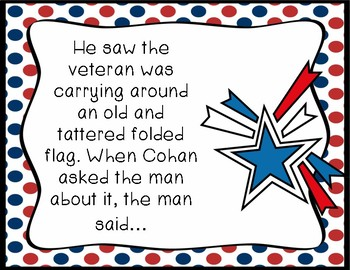 You're A Grand Old Flag Presentation