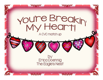 You're Breakin' My Heart!