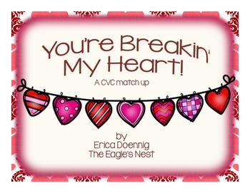You're Breakin' My Heart!