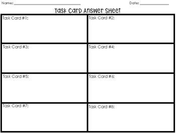 You're Bugging Me- Task Card Set