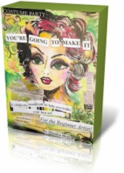 You're Going to Make It-A Creativity Workbook for the Beginner Artist
