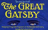 You're Invited to Analyze Gatsby