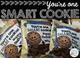 You're ONE smart cookie Birthday Tag
