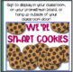 You're One Smart Cookie- Testing Motivational Slip