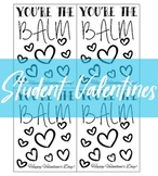 You're The Balm Valentines
