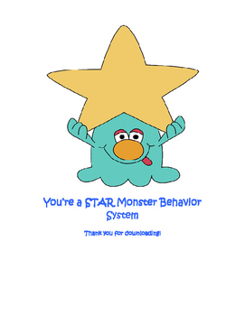 You're a Star Behavior System