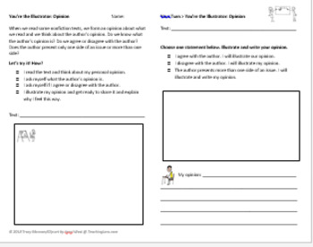 You're the Illustrator - Visualization Activities for Interactive Notebooks