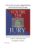 You're the Jury by Judge Norbert Ehrenfreund Study Guide