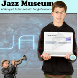 You the Curator: Jazz Museum-Distance Learning for Use wit