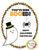 You've Been BOOed!