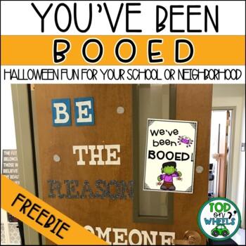 You've Been BOOed: Halloween Fun