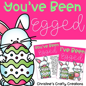 photograph relating to You've Been Egged Printable known as Youve Been Egged