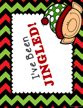 You've Been Jingled! A Christmas Gift Passing Game