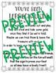 You've Been Leprechaun'd! - A St. Patrick's Day Activity!