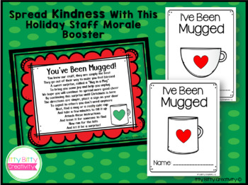 You've Been Mugged - Staff Morale