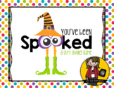 "You've Been ""SPOOKED"" / Gift Giving Game"