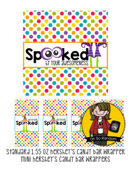 """You've Been """"SPOOKED"""" / Gift Giving Game"""