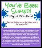 You've Been Slimed! Digital Breakout