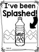 You've Been Splashed! ~ A Great Staff Morale Booster ~ FREEBIE!
