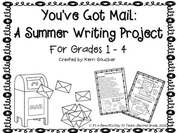 You've Got Mail: A Summer Writing Project